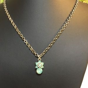 Ashley's Bliss Jewelry - SALE 🎉 2 for 10 🎉Emerald Stone Women's Necklace